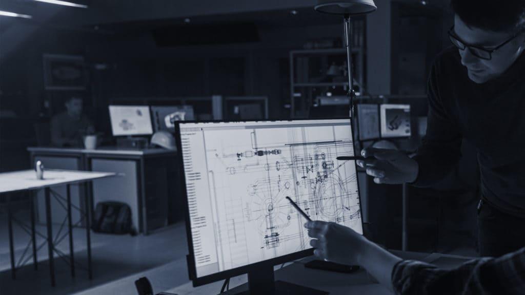Druk 3D, Skan 3D, Projektowanie CAD, Obróbka CNC, Doradztwo inżynierskie